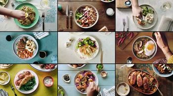 Blue Apron TV Spot, 'Our Compliments to Every Chef'