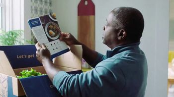 Blue Apron TV Spot, 'Our Compliments to Every Chef' - Thumbnail 9