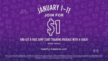 Anytime Fitness TV Spot, 'Healthy Happens' Song by Lizzo & Caroline Smith - Thumbnail 7