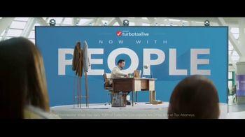 TurboTax Live TV Spot, 'Tech Showcase' - Thumbnail 3