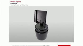 WeatherTech CupFone TV Spot, 'Goodbye Phone Fumbles' - Thumbnail 9