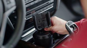 WeatherTech CupFone TV Spot, 'Goodbye Phone Fumbles' - Thumbnail 3
