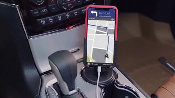 WeatherTech CupFone TV Spot, \'Goodbye Phone Fumbles\'
