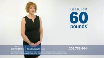 SlimGenics TV Spot, 'Lisa R.'