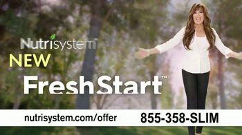 Nutrisystem FreshStart TV Spot, 'Healthy Lifestyle' Featuring Marie Osmond - Thumbnail 1
