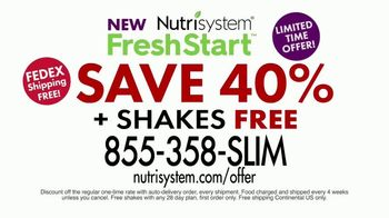 Nutrisystem FreshStart TV Spot, 'Healthy Lifestyle' Featuring Marie Osmond - Thumbnail 10
