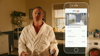 trivago TV Spot, 'Bathtub' - Thumbnail 7