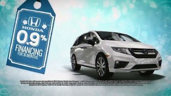 Honda Year End Clearance Sale TV Spot, 'All on Clearance' [T2] - Thumbnail 10