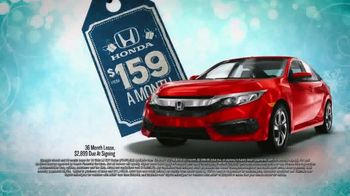 Honda Year End Clearance Sale TV Spot, 'All on Clearance' [T2] - Thumbnail 6