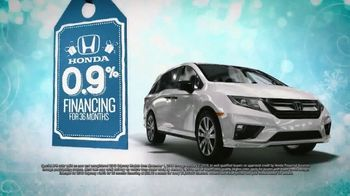 Honda Year End Clearance Sale TV Spot, 'All on Clearance' [T2] - Thumbnail 7