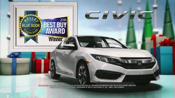 Honda Year End Clearance Sale TV Spot, 'All on Clearance' [T2] - Thumbnail 9