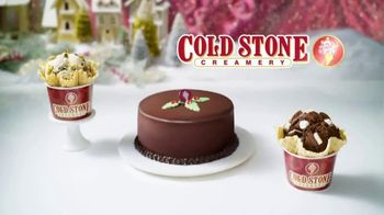 Cold Stone Creamery TV Spot, 'Make the Holidays Sweeter'
