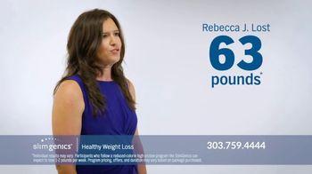 SlimGenics TV Spot, 'Rebecca'