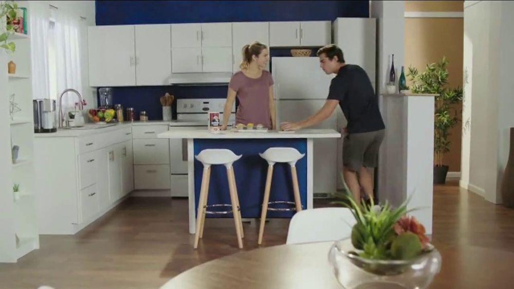 Quaker Oats TV Commercial, 'Gimnasio' con Danilo Carrera, Daniela DiGiacomo