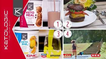 KetoLogic TV Spot, 'The Keto 30 Challenge'