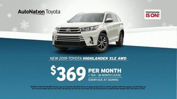 Year End Event: 2019 Toyota Highlander thumbnail