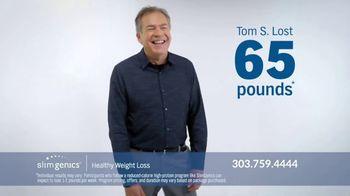 SlimGenics TV Spot, 'Tom' - Thumbnail 8