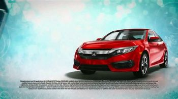 Honda Year End Clearance Sale TV Spot, 'Less Than the Competition' [T2] - Thumbnail 5