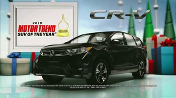 Honda Year End Clearance Sale TV Spot, 'Less Than the Competition' [T2] - Thumbnail 6