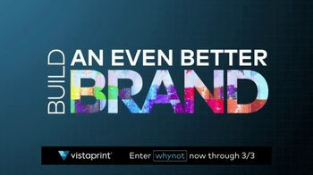 Vistaprint The Right Now Sale TV Spot, 'A Fresh New Look' - Thumbnail 7
