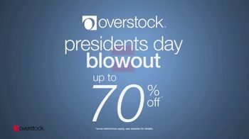 Overstock.com Presidents Day Blowout TV Spot, 'Safavieh Area Rugs' - Thumbnail 3
