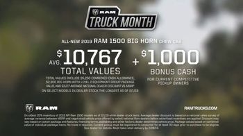 Ram Truck Month TV Spot, 'Lead or Be Led' Song by A Thousand Horses [T2] - Thumbnail 9