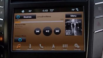 2019 Lincoln MKC TV Spot, 'Waze World Features: Weekend Mix' Song by Justin Jay [T2] - Thumbnail 2
