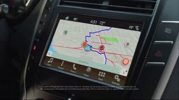 2019 Lincoln MKC TV Spot, 'Waze World Features: Weekend Mix' Song by Justin Jay [T2] - Thumbnail 5