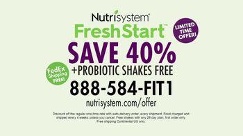 Nutrisystem FreshStart TV Spot, 'A Full-Time Job' - Thumbnail 9