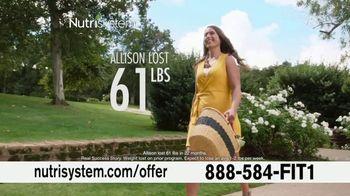 Nutrisystem FreshStart TV Spot, 'A Full-Time Job' - Thumbnail 5