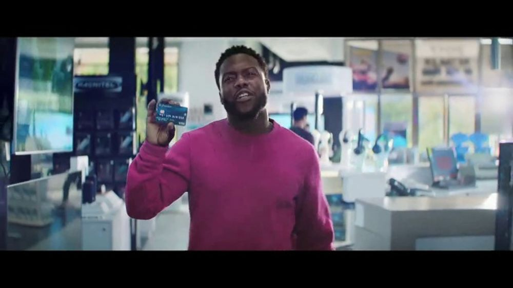 Kevin Hart Commercial >> Chase Freedom Unlimited Card Tv Commercial Always Earning At The