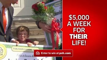 Publishers Clearing House TV Spot, 'Win $5,000 a Week' - Thumbnail 7
