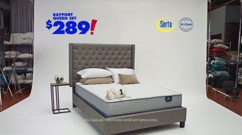 Big Lots Presidents Day Sale TV Spot, 'Queen Bed Set' - Thumbnail 7