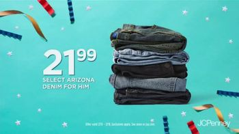JCPenney Presidents' Day Sale TV Spot, 'Denim and Towels' - Thumbnail 6