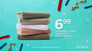 JCPenney Presidents' Day Sale TV Spot, 'Denim and Towels'