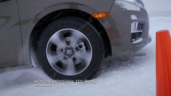 2019 Toyota Sienna TV Spot, 'Uphill in the Snow' [T2] - Thumbnail 6