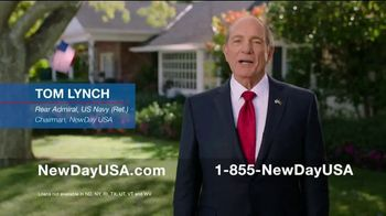 NewDay USA VA Cash Out Home Loan TV Spot, 'Honorable Service' - Thumbnail 1