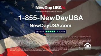 NewDay USA VA Cash Out Home Loan TV Spot, 'Honorable Service' - Thumbnail 8
