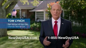 NewDay USA VA Cash Out Home Loan TV Spot, 'Honorable Service' - Thumbnail 2