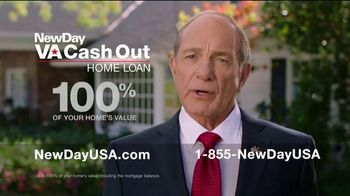 NewDay USA VA Cash Out Home Loan TV Spot, 'Honorable Service' - Thumbnail 5