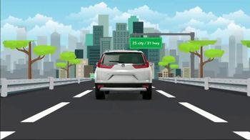 2019 Honda CR-V TV Spot, 'Five Passengers' [T2] - Thumbnail 3
