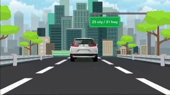 2019 Honda CR-V TV Spot, 'Five Passengers' [T2] - Thumbnail 4