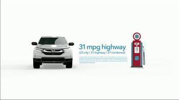 2019 Honda CR-V TV Spot, 'Five Passengers' [T2] - Thumbnail 8