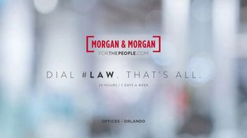Morgan and Morgan Law Firm TV Spot, 'Big Fight' - Thumbnail 10