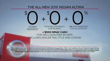 2019 Nissan Altima TV Spot, 'Surround Yourself With Safety' [T2] - Thumbnail 9