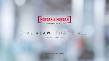Morgan and Morgan Law Firm TV Spot, 'Up Against the Insurance Company' - Thumbnail 10