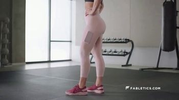 Fabletics.com TV Spot, 'Every Workout' - Thumbnail 3