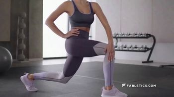 Fabletics.com TV Spot, 'Every Workout' - Thumbnail 4