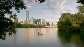 Texas Tourism TV Spot, 'Paddleboarding Through the City, No Boots Required' - Thumbnail 9