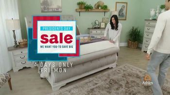 Ashley HomeStore Presidents Day Sale TV Spot, 'Four Days Only: Sofa' - Thumbnail 3